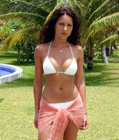 Barbara Mori Hotest Mexico Actress ~ Cafepicture