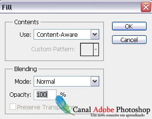 Adobe Photoshop CS6 Content-Aware Fill [Tutorial]
