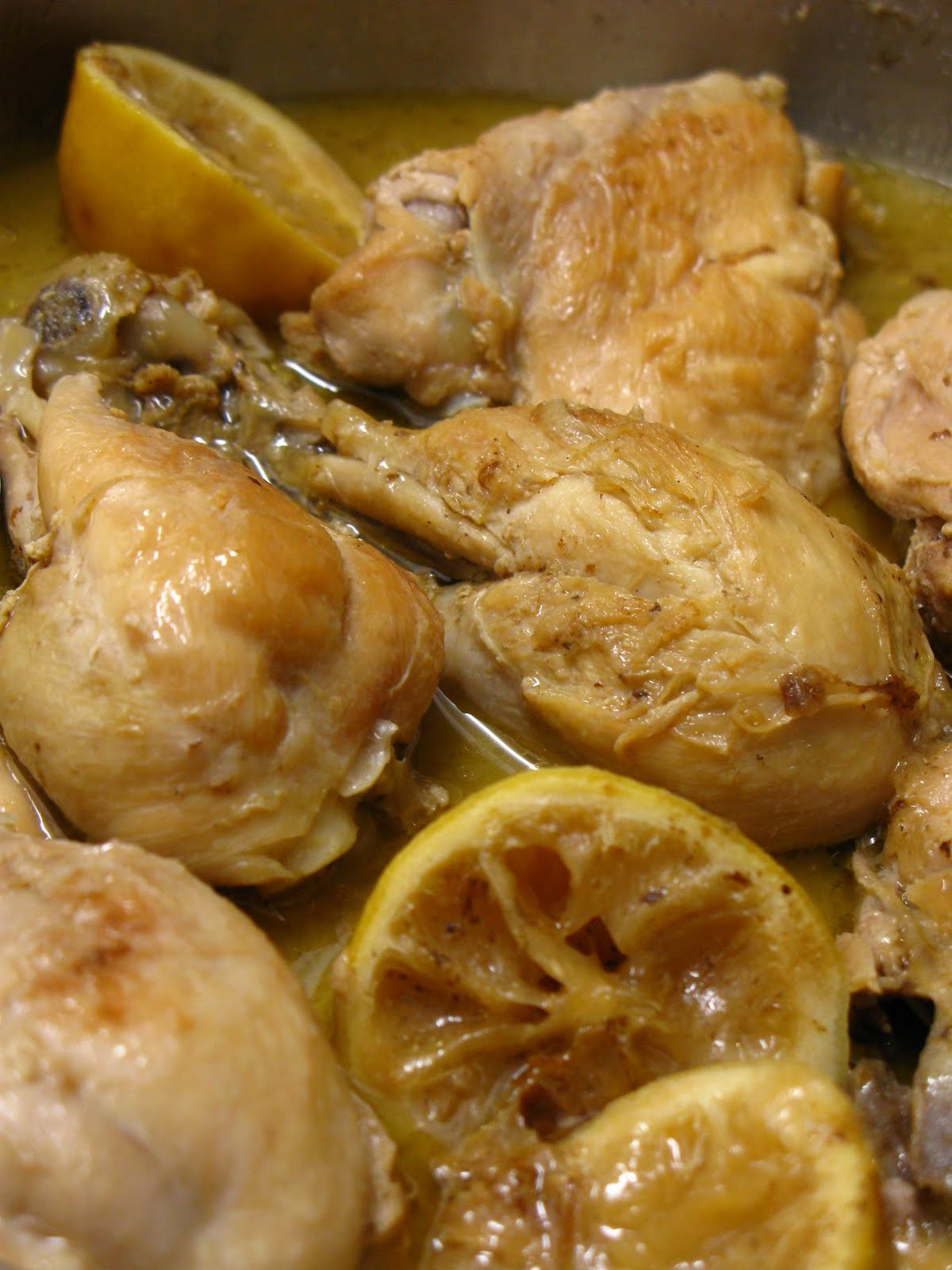Kooking with k pollo al lim n - Pollo al limon isasaweis ...