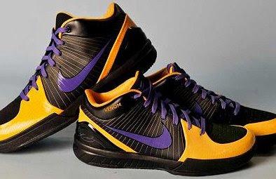 Kobe Shoes 2010