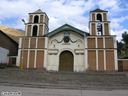 pueblo de Obrajillo, lima