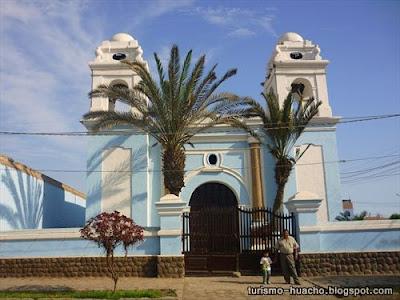 Iglesia de Ingenio - Huaura