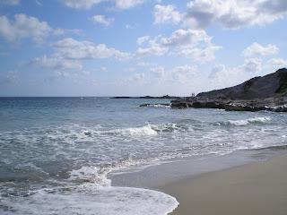 Otl Olivastro Carloforte Spiaggia Mare Isola Di San Pietro