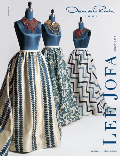 William Miller Design Oscar De La Renta Collection For