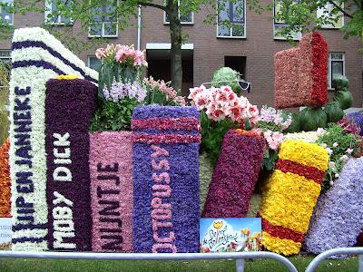 Bloemencorso Bollenstreek 2009