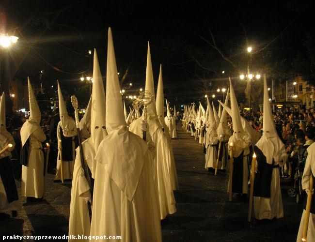 Semana Santa w Maladze Hiszpania