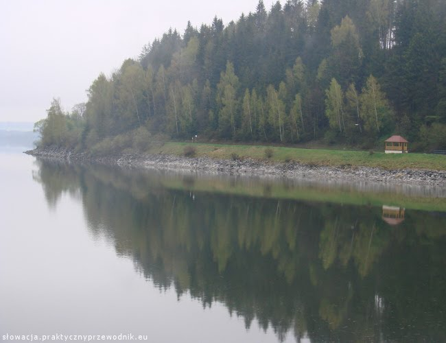 Zbiornik Orawski na Słowacji