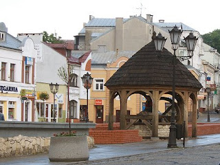 Plac Łuczkowskiego w Chełmie