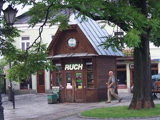 Chełm Plac Łuczkowskiego