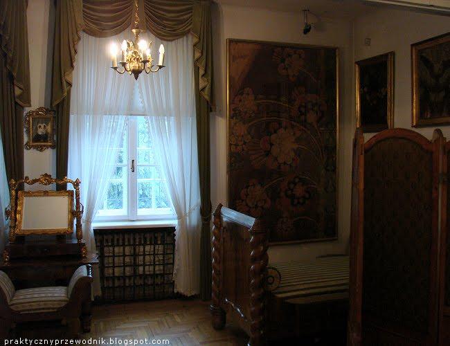 Dom Józefa Mehoffera Witraże