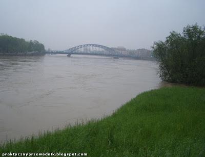 Zdjęcia Wisły powódź 2010 Kraków