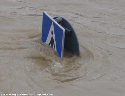 Zdjęcia Wisła powódź 2010 Kraków