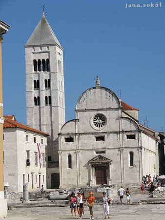 Zadar Zabytki