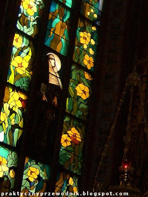 Wyspiański Franciszkanie Witraże