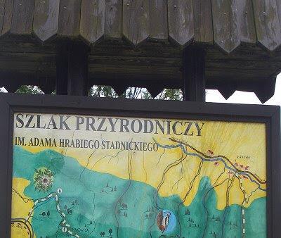 Znaki na szlaku turystycznym