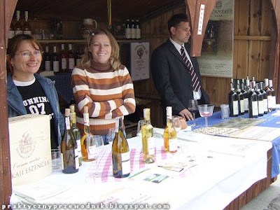Dni Węgrzyna w Krakowie wina węgierskie