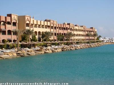 Hurghada Egipt Afryka