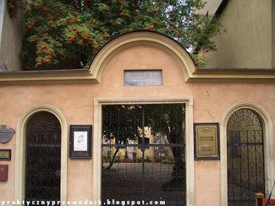 Synagoga Poppera Kraków Kazimierz