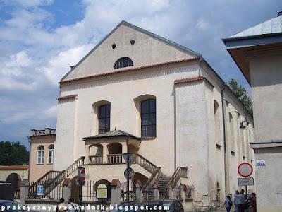 Synagoga Izaaka Jakubowicza Kraków Kazimierz
