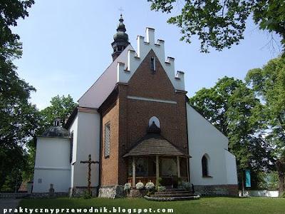 Rudawa Zabierzów kościół