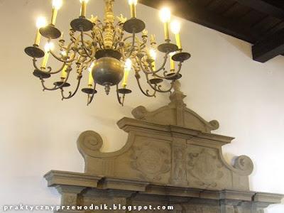 Zamek w Suchej Beskidzkiej Szlak Renesansu w Małopolsce