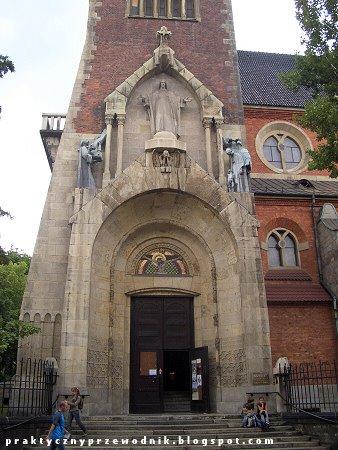 Kraków Bazylika Jezuici