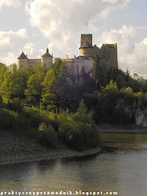 Zamek w Niedzicy Pieniny