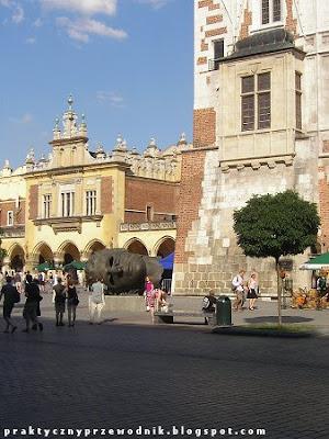 Kraków Rynek Główny w Krakowie