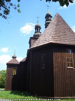 Kościół pomocniczy świętego Jana Chrzciciela i Matki Boskiej Skaplerznej w Krakowie - Krzesławicach