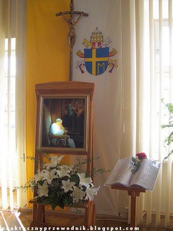 Dom Papieża w Wadowicach
