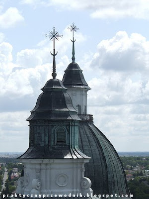 Chełm Górka Chełmska taras widokowy dzwonnica