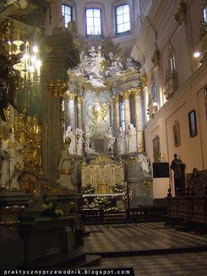 Bazylika Grobu Bożego w Miechowie Szlak Renesansu w Małopolsce 2009