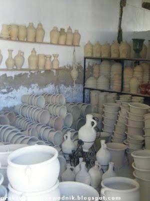 Ceramika Hiszpania Lebrija