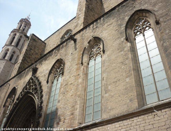 Basilica de Santa Maria del Mar Barcelona