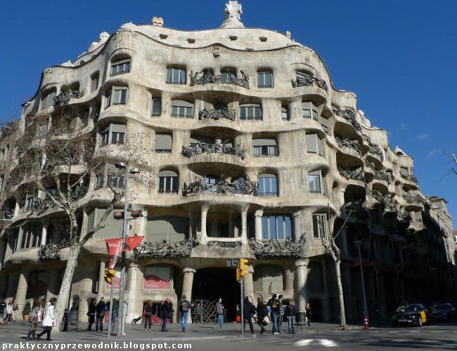 Zdjęcia z Barcelony