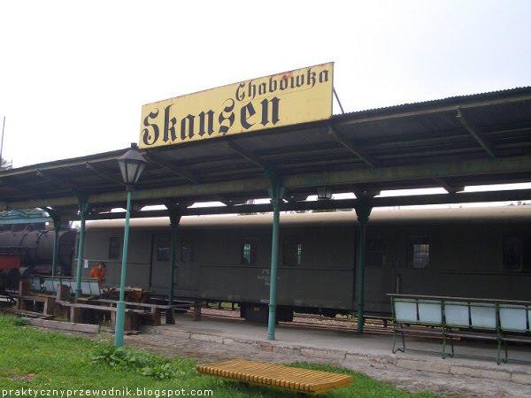 Skansen w Chabówce