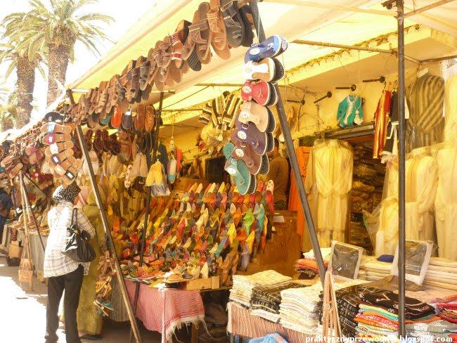 Bazar w Tangerze