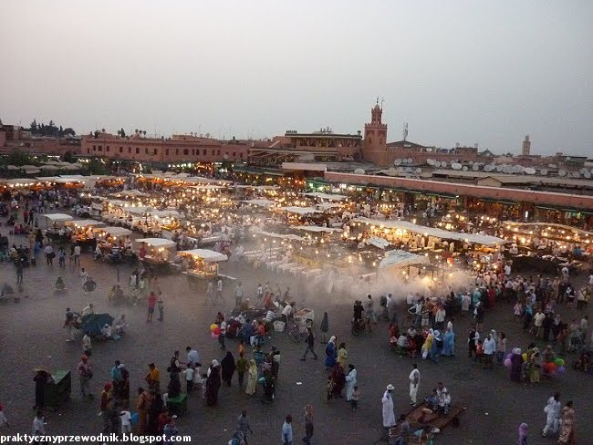 Marrakesz Dżamaa al-Fina
