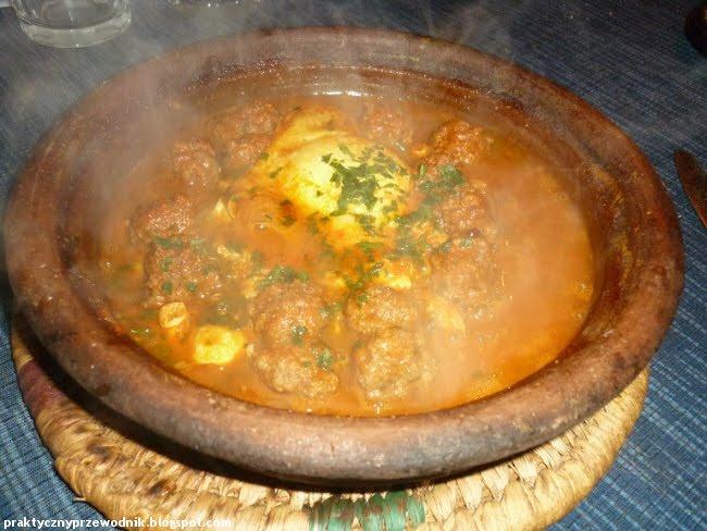 Marokański Tajin