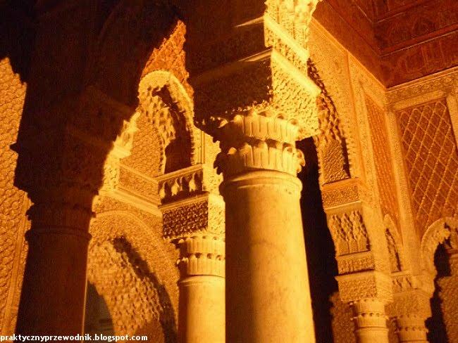 Groby Saadian Maroko
