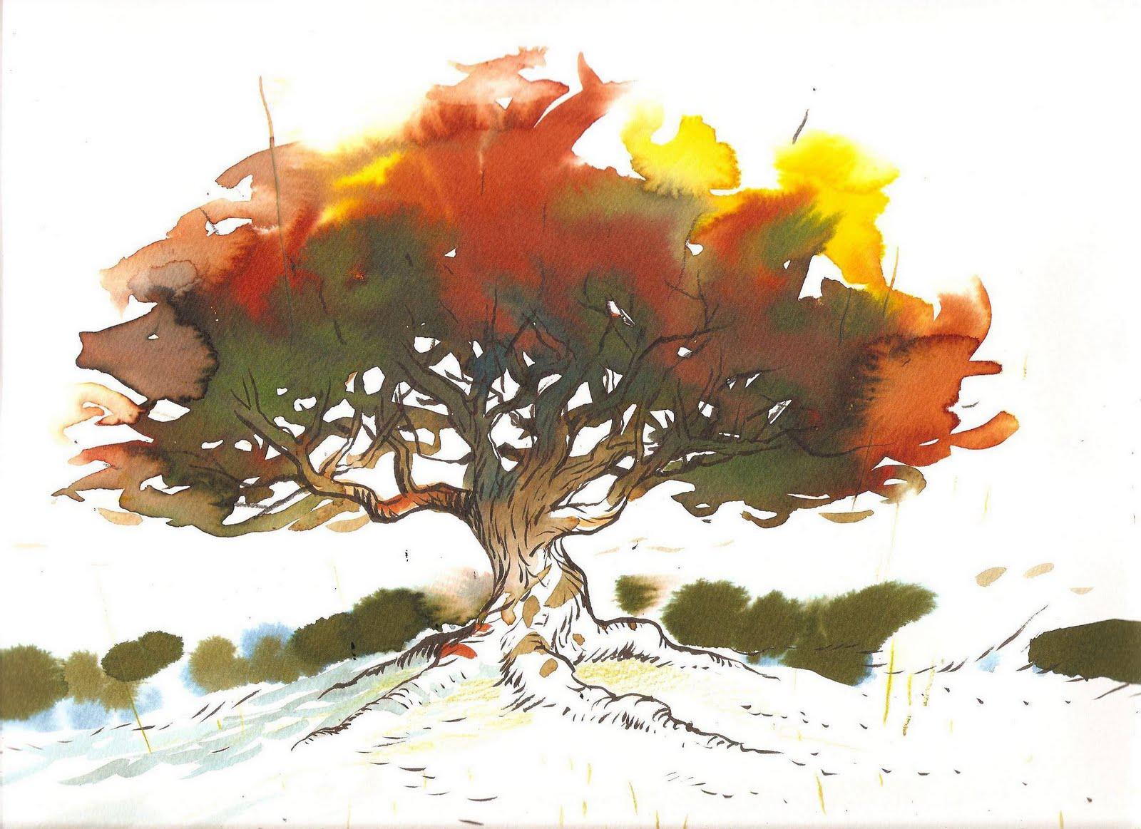 benjamin flao  l u0026 39 homme qui plantait des arbres