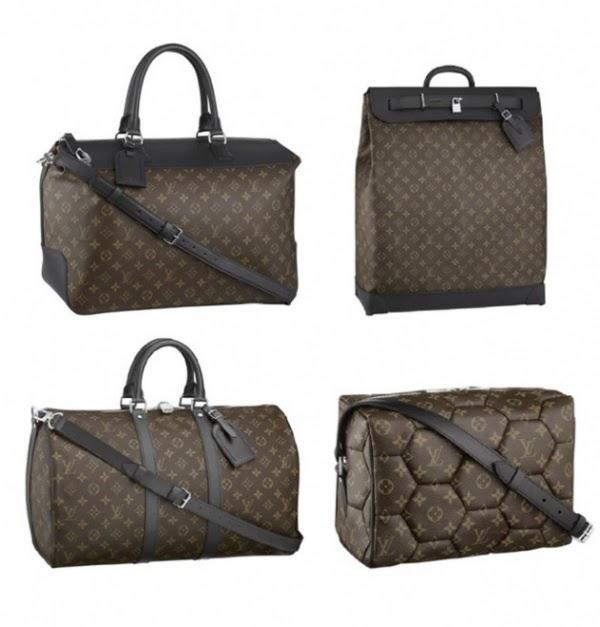 Paris Planet Men Handbags By Louis Vuitton