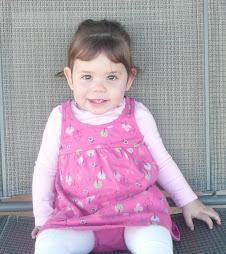 Erin at 18 months