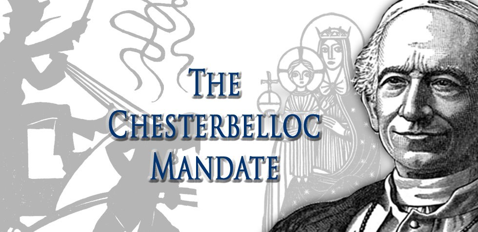 The ChesterBelloc Mandate