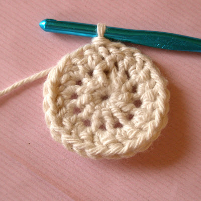 Oh The Cuteness How To Crochet A Basket Part One
