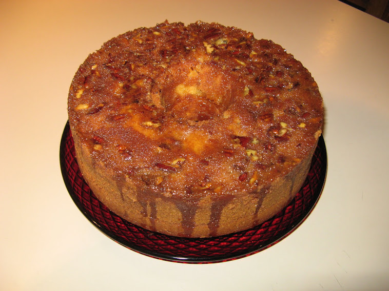 Capt. Morgan Rum Cake