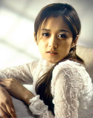 hot sexy model Jang Nara