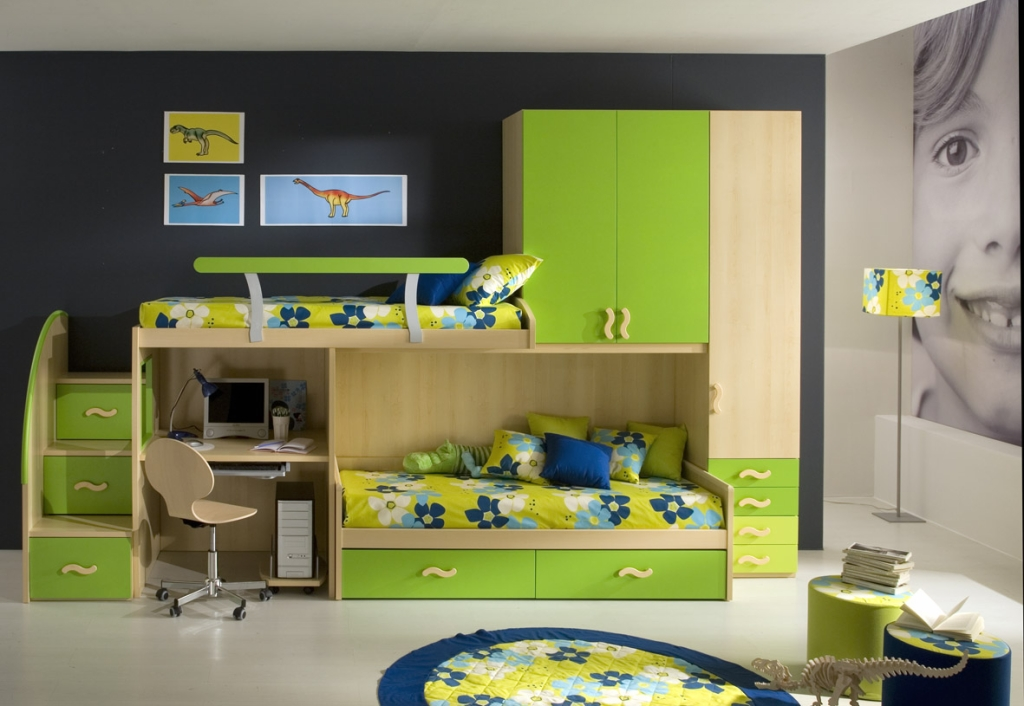Kids Bedroom Ideas for Boys Room 1024 x 706