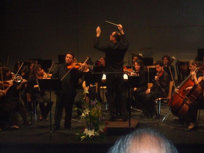 CONCIERTO DE MIGUEL GARCIA SALA EN EL PALAU DE LA MUSICA DE ALTEA