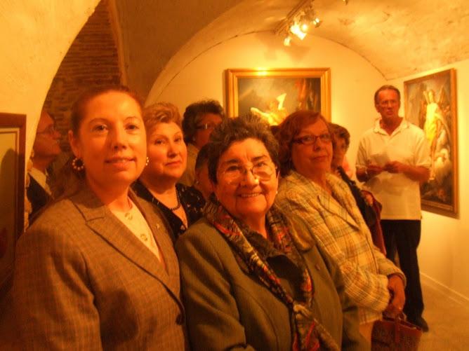 EXPOSICIÓN DE LUIS MIGUEL APARISI EN ALBATERA